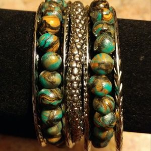 Stackable Wrist Bracelets